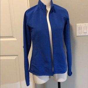 Brand new Adidas royal blue jacket size small